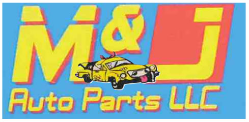 Rio Grande Valley, TX - Auto Parts & Supplies- M & J Auto Parts LLC